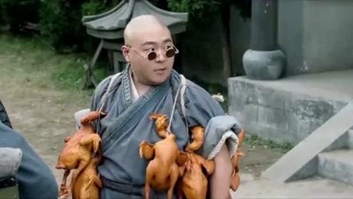 《新乌龙院》结局:郝劭文带着烧鸡回来了!