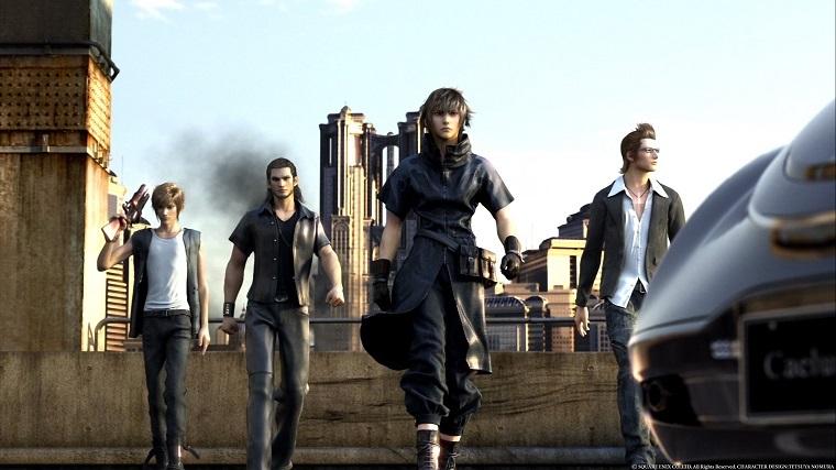 《最终幻想15》游戏画面