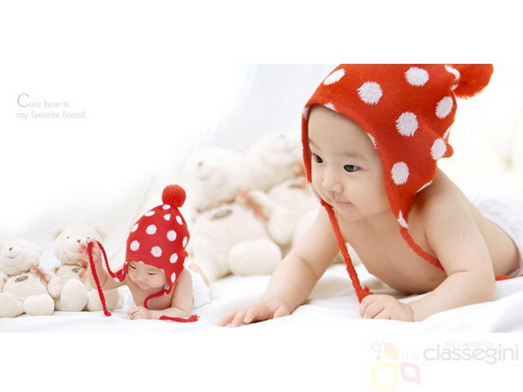 漂亮宝宝图片桌面壁纸