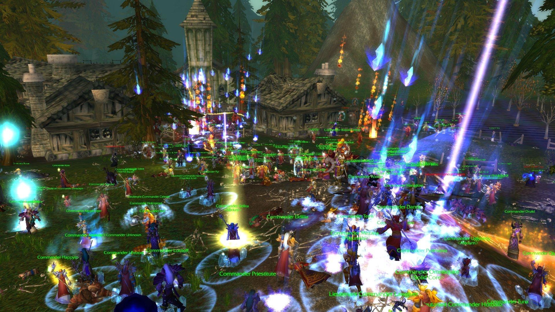 《魔兽世界》怀旧服12月17日即将重新开放