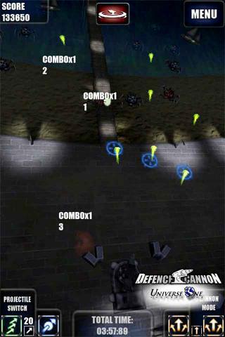重炮塔防 Defence Cannon截图2