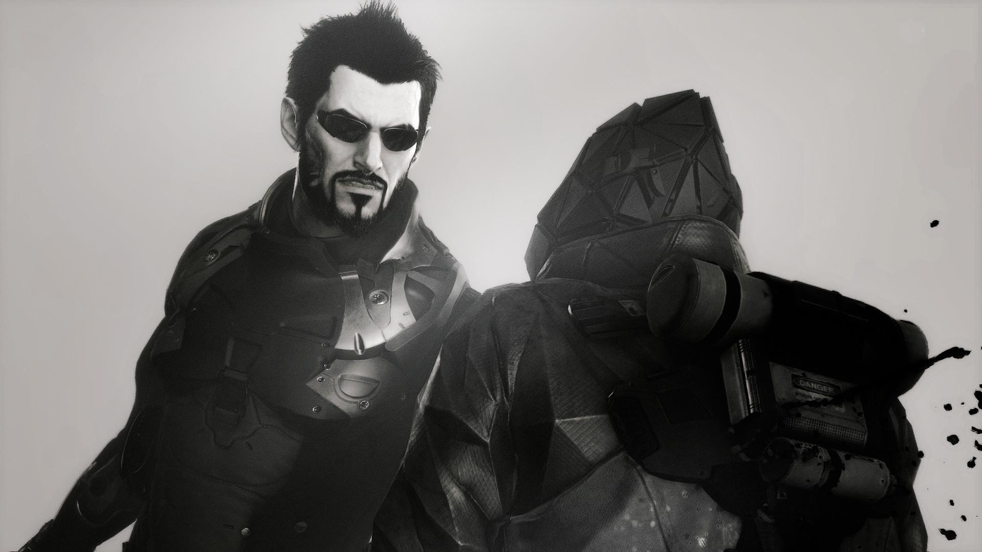 《杀出重围:人类分裂》DLC