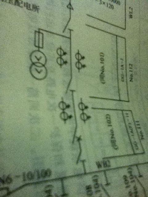 电气系统主接线图中,这4种不同画法的电流互感