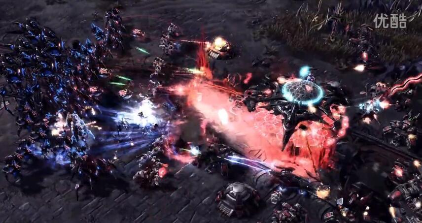 《星际争霸2》合作模式将加入阿纳拉克