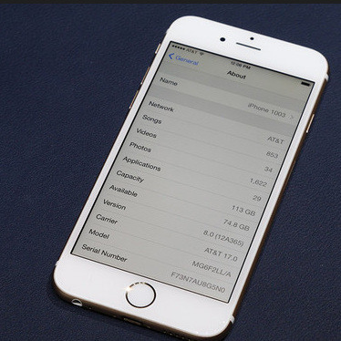 苹果6plus关于本机里边是图片求样子_360自制iphone6图片
