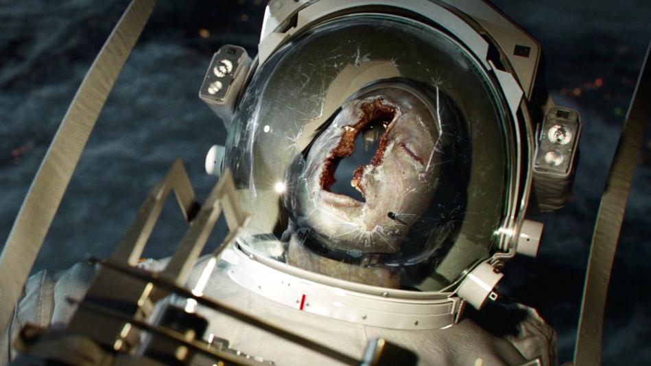 速看震撼人心的太空灾难片《地心引力》