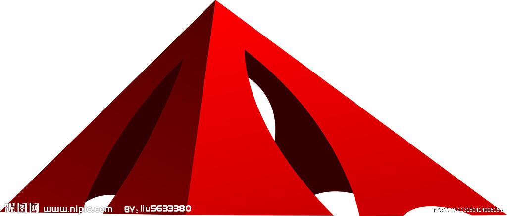 金字塔-拓展培训教具