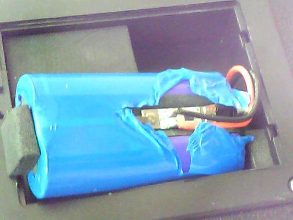 锂电池音箱内部线路结构