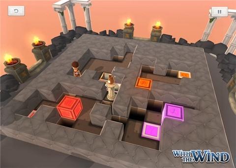 3D冒险解密新游《随风》3月14日登陆iOS平台!