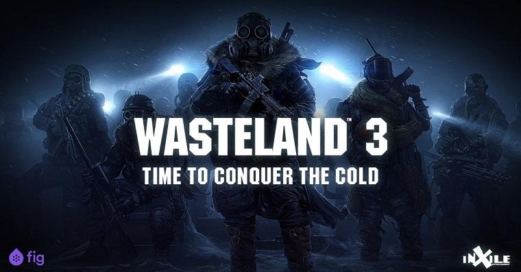 《废土3》宣传海报