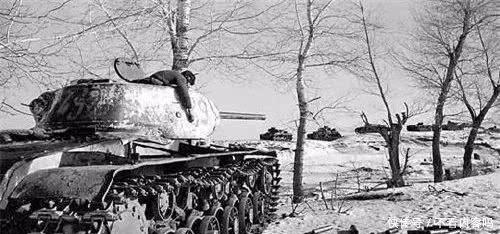二战时期德国进攻苏联时大多数士兵都被冻死,