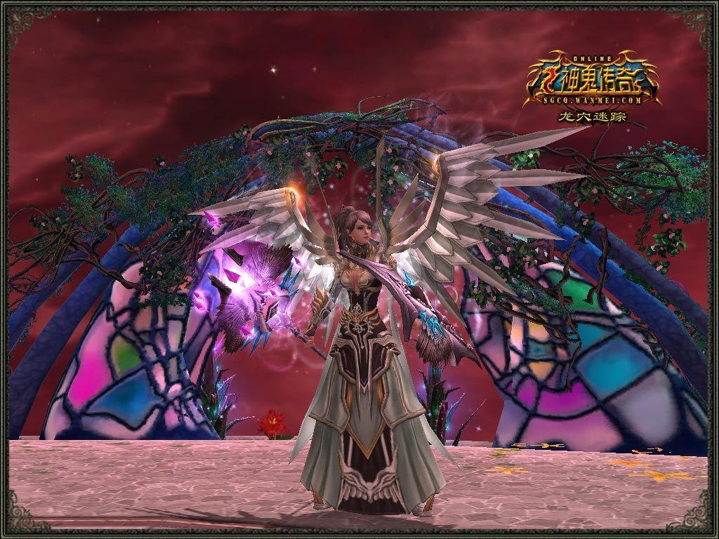网络游戏 神鬼传奇  游戏介绍     《神鬼传奇》根据同名系列电影