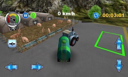 拖拉机之农场司机 Tractor Farm Driver截图2