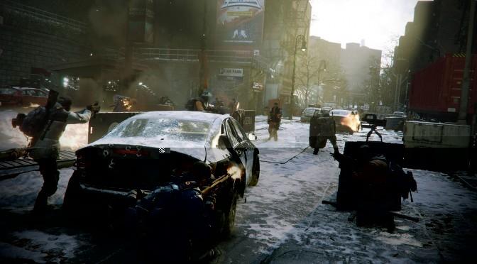 《全境封锁》首个更新下周上线 Steam销量破57万