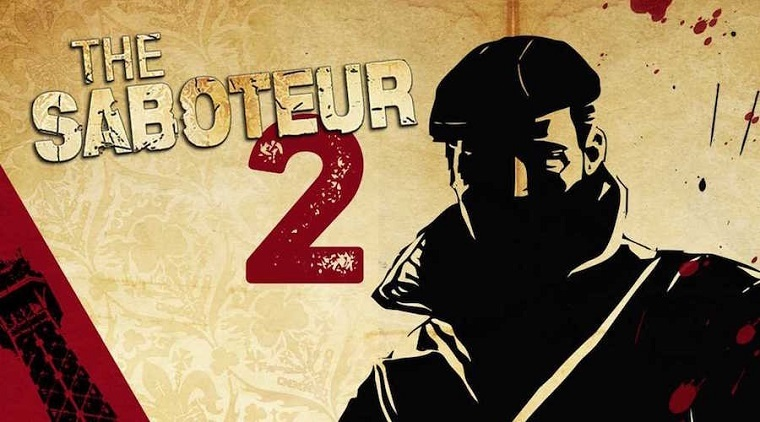 二战谍战游戏《破坏者2》