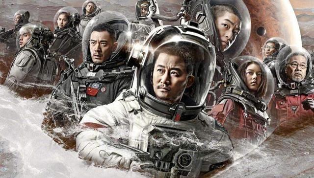 《上海堡垒》难成《流浪地球》,鹿晗不是吴京,CP纯属乱点鸳鸯谱