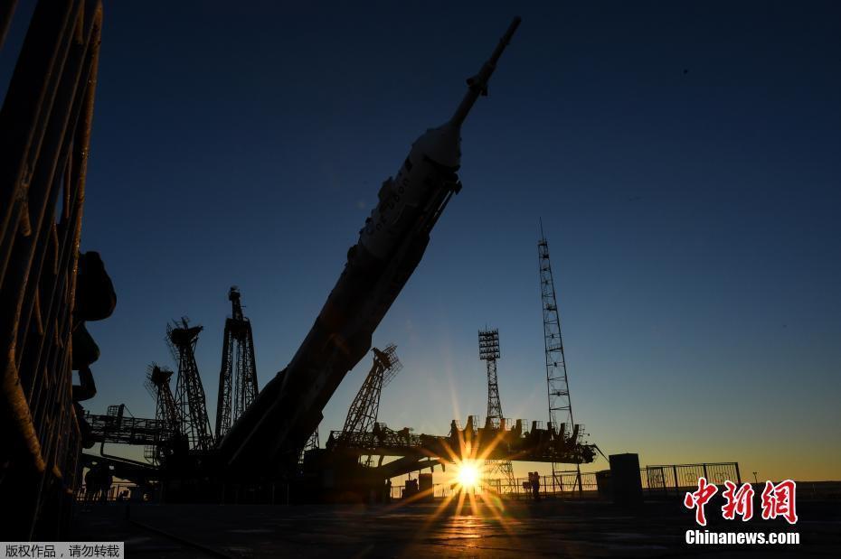 新联盟号飞船即将发射 前往国际空间站