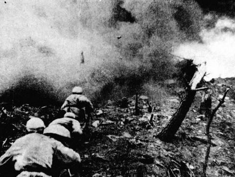20世纪50年代朝鲜半岛战争
