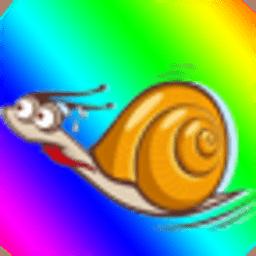 奔跑的蝴蝶a蝴蝶只蜗牛怎么画图片