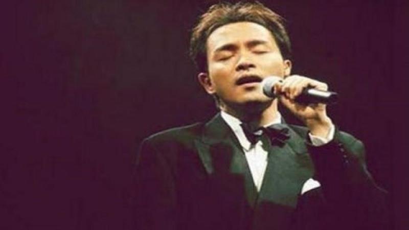 唐鹤德18年来<b>纪念张国荣</b>只听这首歌,但此歌却只在<b>演唱会</b>唱过一次