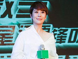 40岁海清穿白衬衣美出新高度,同岁刘涛却显老10岁!