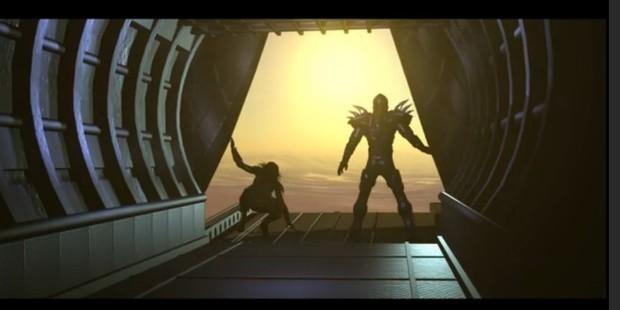 啦啦啦德玛西亚第4季的德玛他们穿着铠甲跳飞机的那个是什么背景音乐?