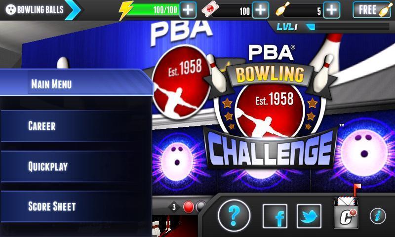PBA保龄球挑战赛截图4