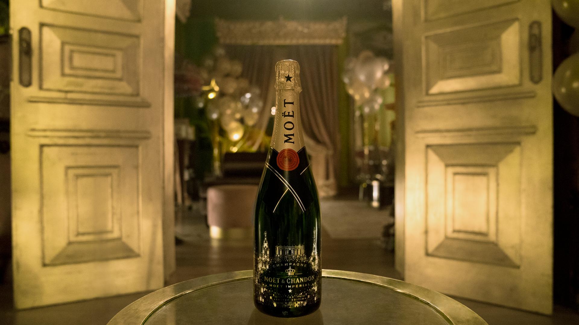 """酩悦香槟推出2018岁末特别版,演绎 """"法式生活艺术"""""""