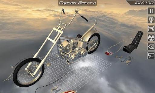 3D机车拆卸 Bike Disassembly 3D截图2
