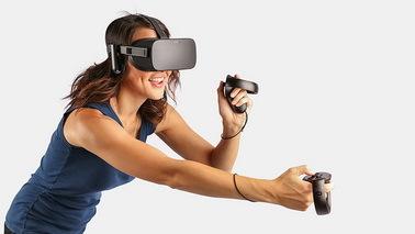 Oculus Touch现已接受预订 Rift专项优先特权