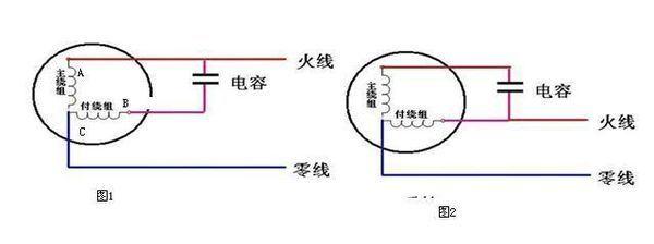 380v水泵线圈电路图