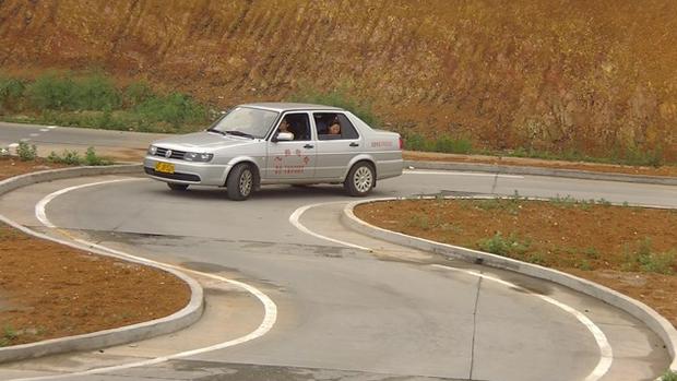 曲线行驶技巧视频 s弯道五分钟讲解视频 倒车驾驶技巧