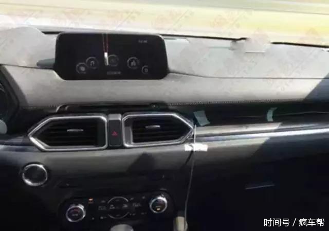 马自达全新CX-5谍照曝光!