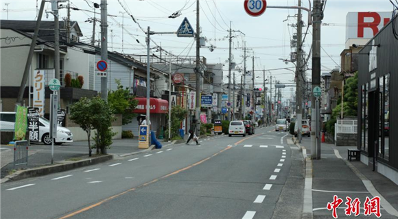 日本大阪地震后民众生活秩序基本恢复正常
