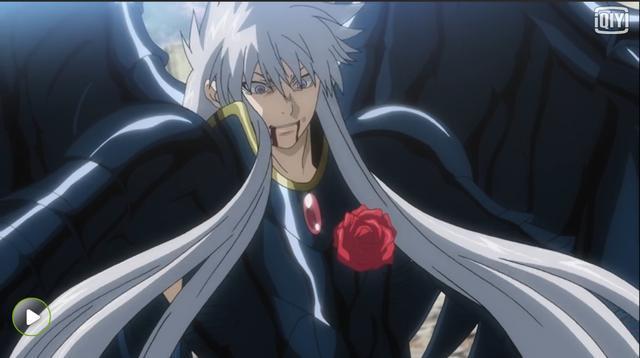 在圣斗士星矢冥王神话lc中米诺斯对阵双鱼座雅柏菲卡,又是被他得了