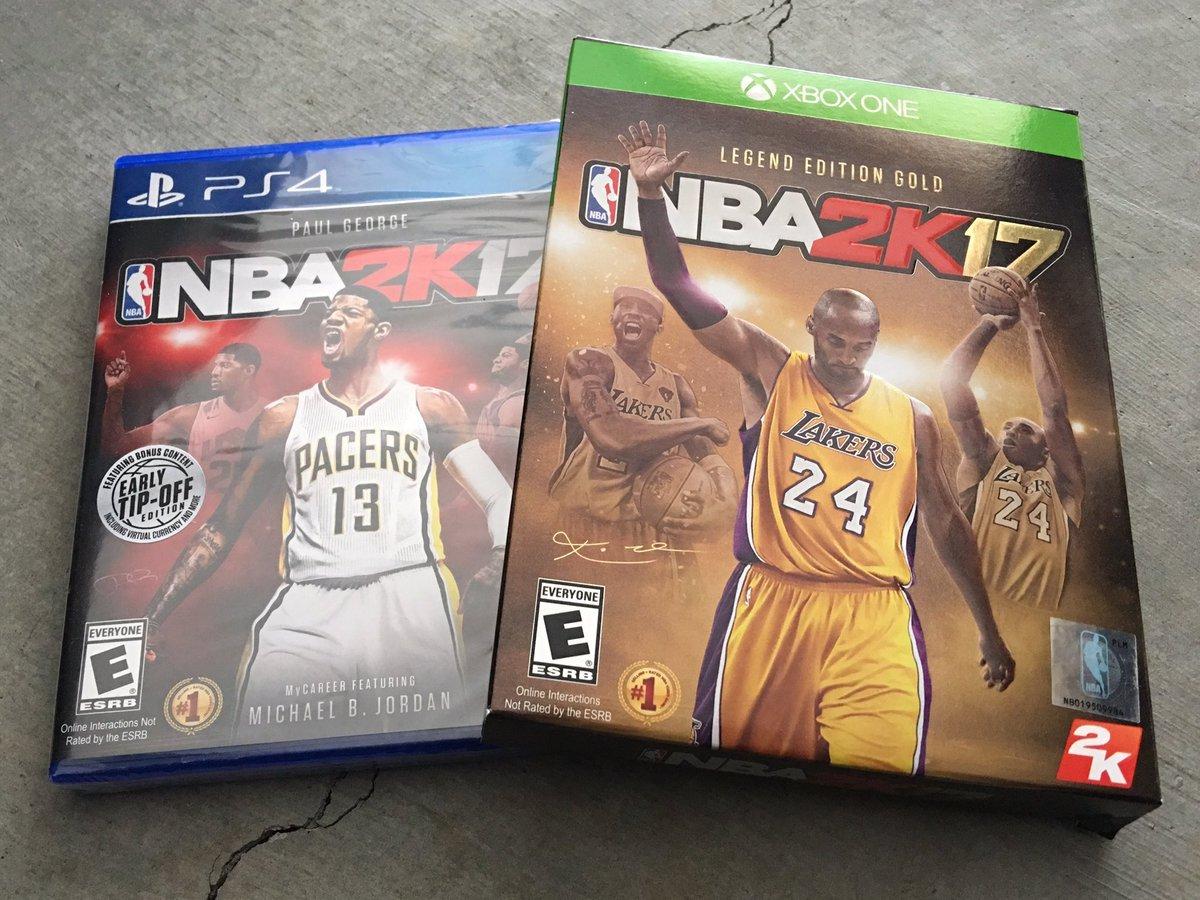 NBA2K17试玩版内含生涯模式