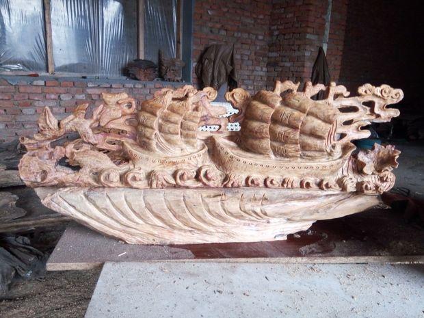 东北琥珀木,雕刻完后怎么打磨上漆