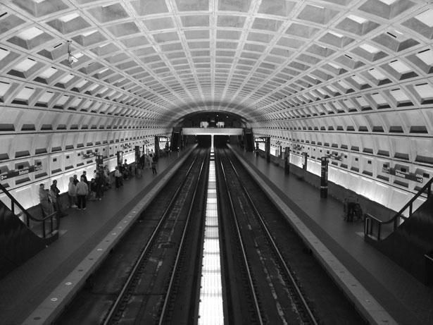 我的DC地铁