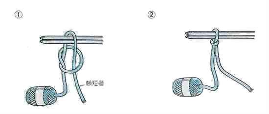 棒针织围巾起针视频_织围巾拿针的手势是什么样的_360问答