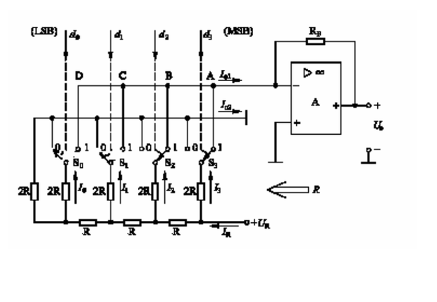 转换器电路如图所示