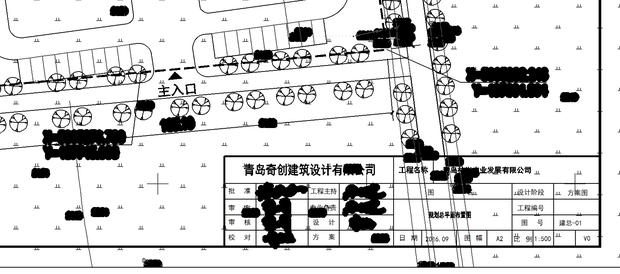 出来CAD图纸,但是打印打印的字体图纸乌黑以2010cad不显示工具栏图片