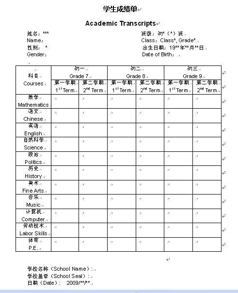 标准百米初中题库成绩实心球标准成绩猿高中2015中国排行榜初中图片