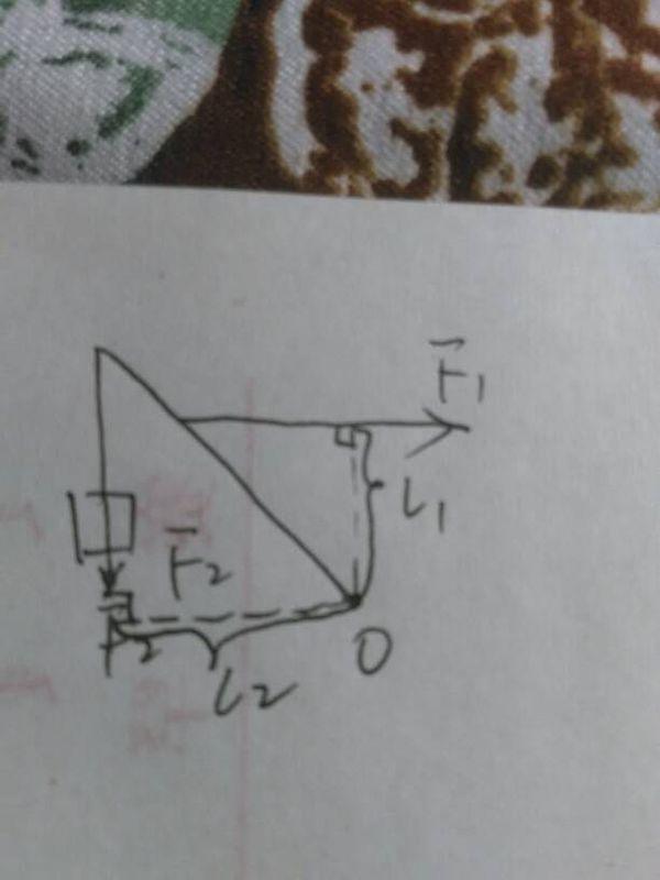 画出图中杠杆的动力臂和阻力臂_360问答