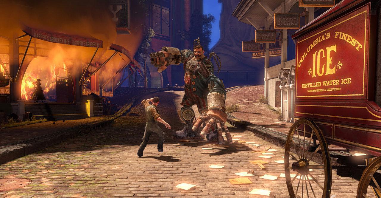 《生化奇兵:合集》Steam玩家将获免费升级