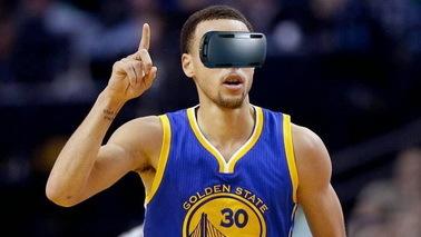 Gear VR看比赛 手把手教你使用VR看NBA比赛