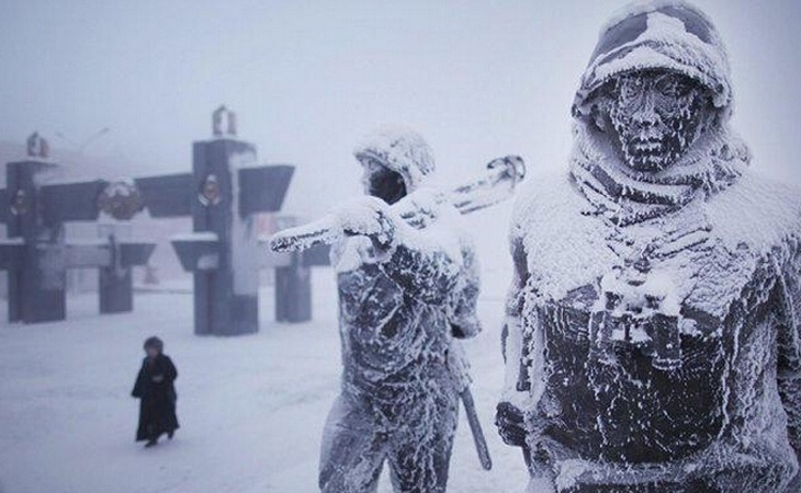 零下75度人类最冷居住地:鼻涕流出来瞬间结冰 - 一统江山 - 一统江山的博客