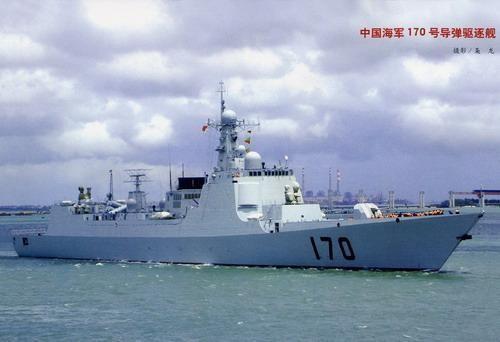 中国海军舰艇命名规则