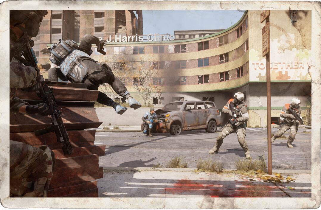 国土防线2革命1.06补丁更新