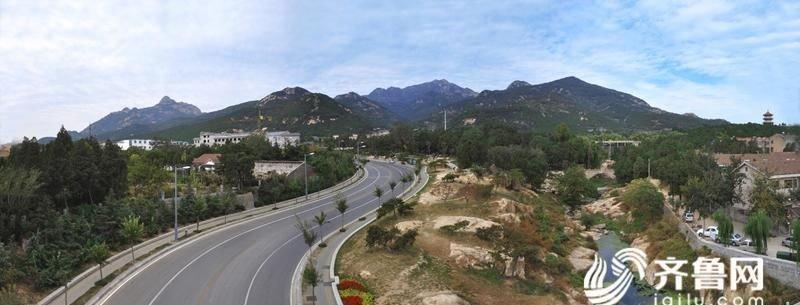 泰安市泰山区将打造22.8公里全国一流环山旅游公路