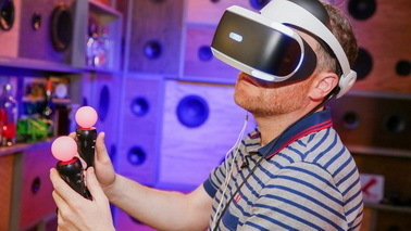 平井一夫:PSVR目前在VR大潮中处于有利地位